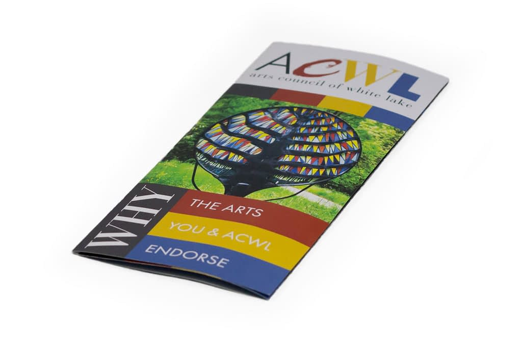 trifold brochure front cover