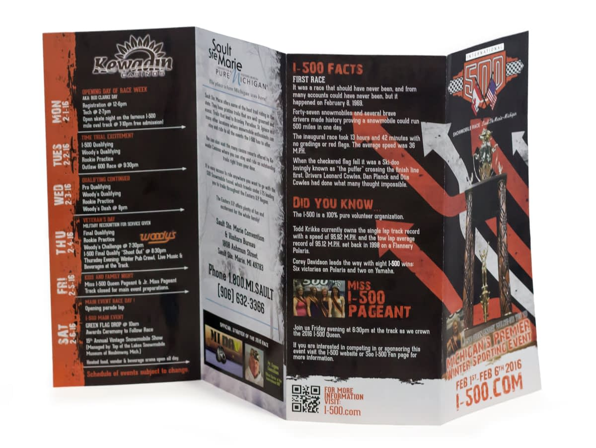 Double Parallel Brochure